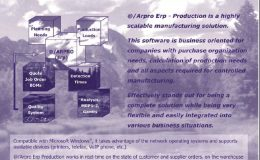 Erp production and manufacturing