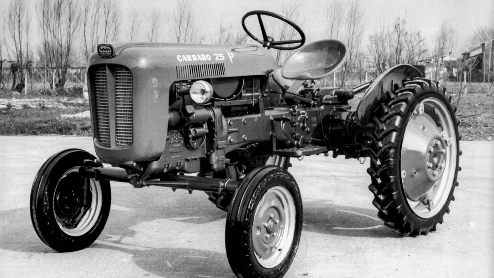 Our story began in 1932 with a clear goal. That being, the need to improve the quality of life and work of farmers.