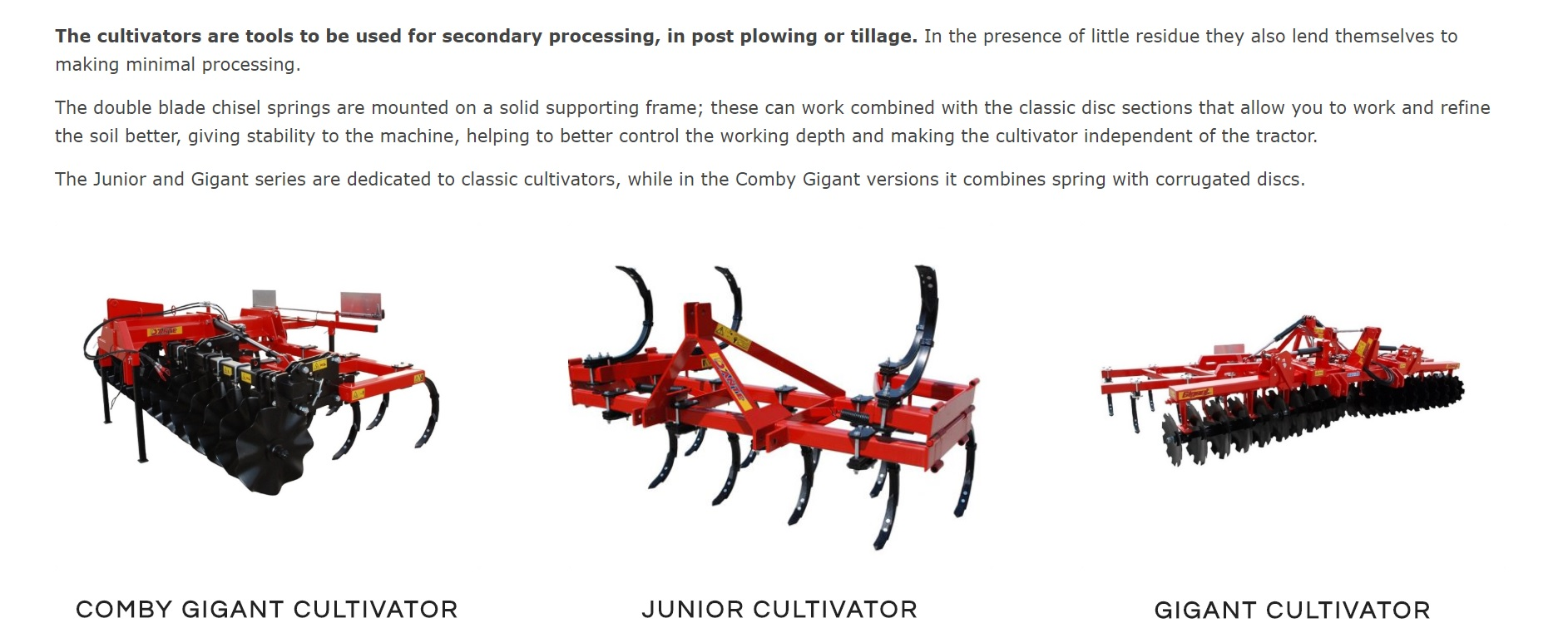 Dante Agricultural machinery production software