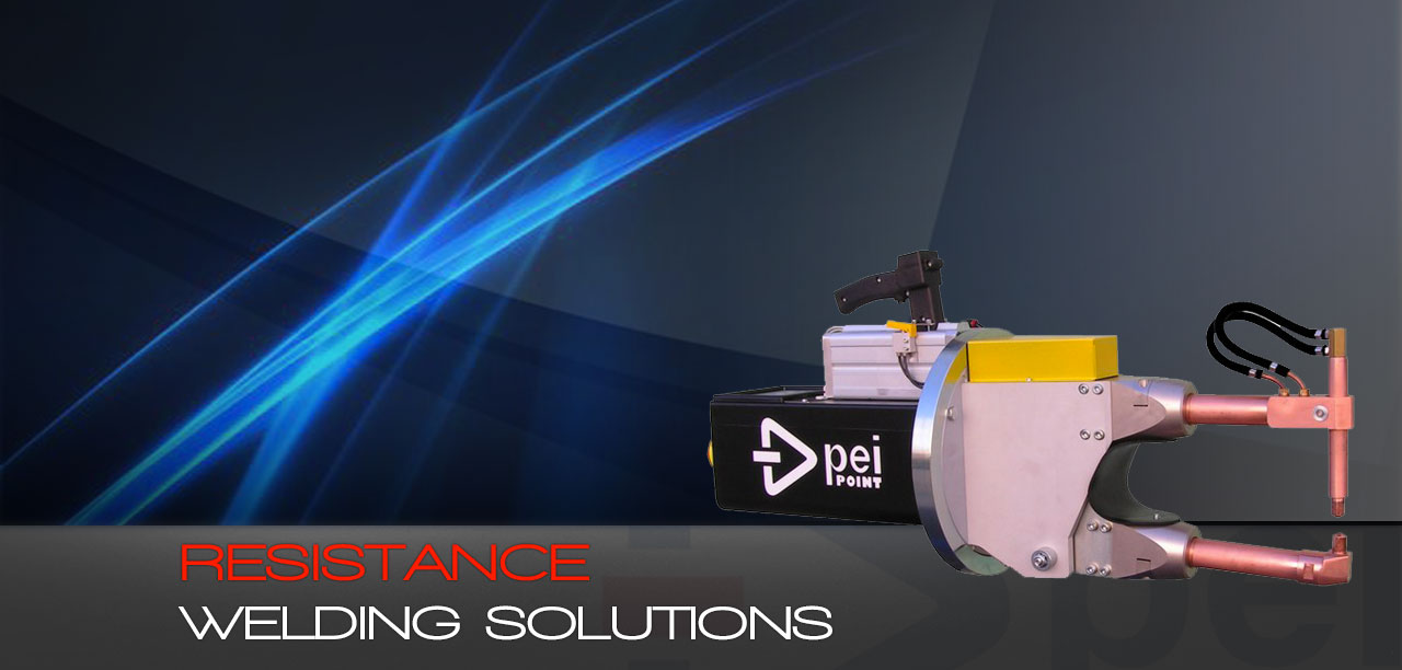 Pei Resistance Welding Solutions produces a range of advanced products.