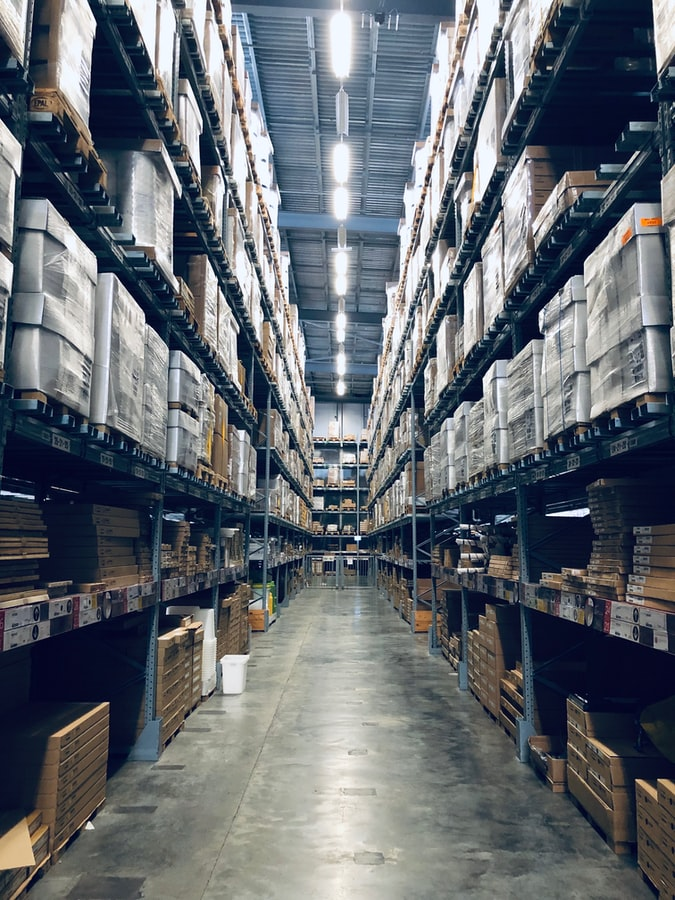 With @/Arpro, real-time warehouse management is a breath of fresh air.