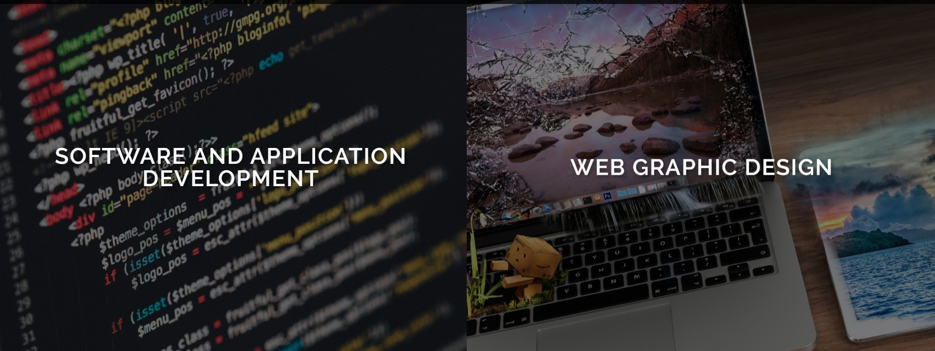 Website and IT solutions Ezenia